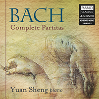 Bach: Complete Toccatas