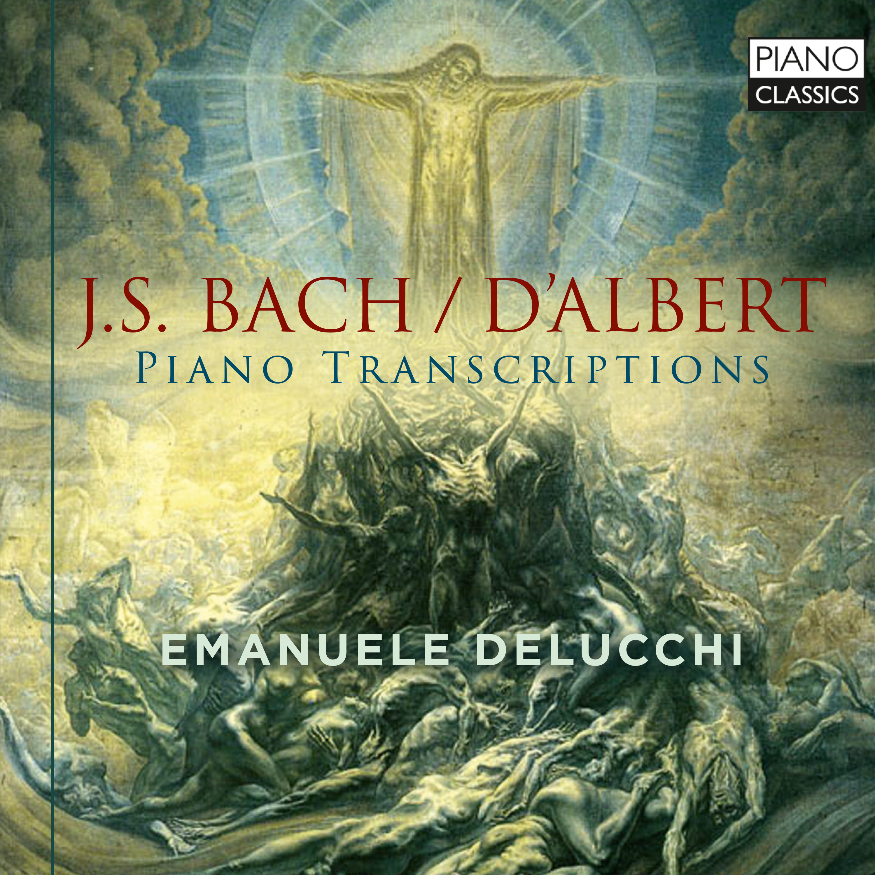 Bach/D'Albert: Piano Transcriptions