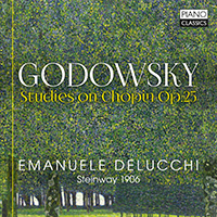 Godowsky: Studies on Chopin Op.25