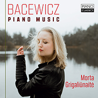 Bacewicz: Piano Music