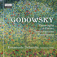 Godowsky: Original piano works and transcriptions