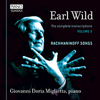 Earl Wild: The Complete Transcriptions, Vol. 2