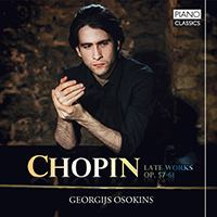 Chopin: Late Works, Op 57-61