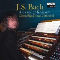 J. S. Bach: Organ Works