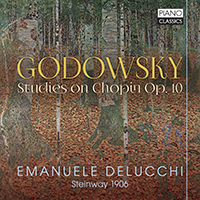 Godowsky: Studies on Chopin Op. 10